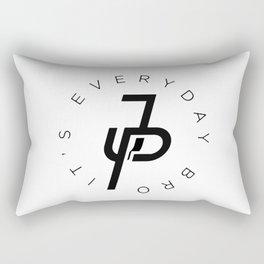 logo jake paul Rectangular Pillow