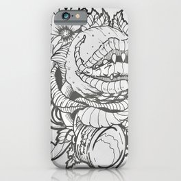 Little Shop of Horrors iPhone Case
