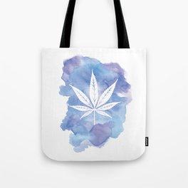 One Love: Blue Tote Bag