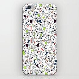 rocked iPhone Skin