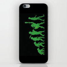 Missing Link iPhone Skin