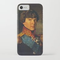 benedict iPhone & iPod Cases featuring BENEDICT by John Aslarona
