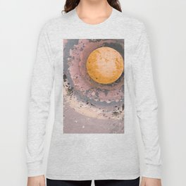 Dust 02 - Post Biological Universe Long Sleeve T-shirt