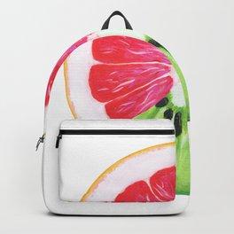 Grapefruit Kiwi Backpack
