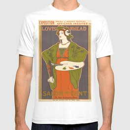Vintage poster - Louis Rhead T-shirt