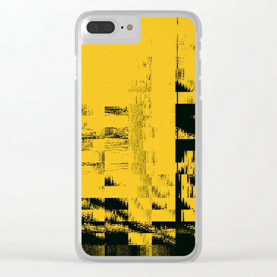 lvlvlv Clear iPhone Case