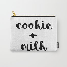 cookie+milk Carry-All Pouch
