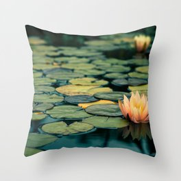 Celladora Throw Pillow