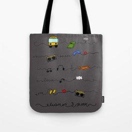 Eleanor&Park B Tote Bag