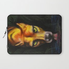 Drinking at the Creek Laptop Sleeve