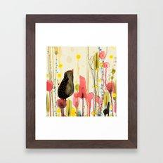 ordinary day Framed Art Print