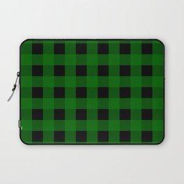 Pine Green Buffalo Check - more colors Laptop Sleeve