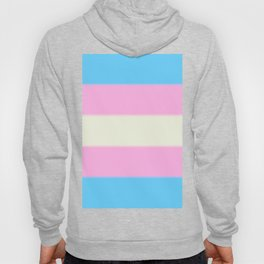 Transgender Pride Flag v2 Hoody