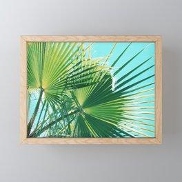 Botanical Garden of Dreams Framed Mini Art Print
