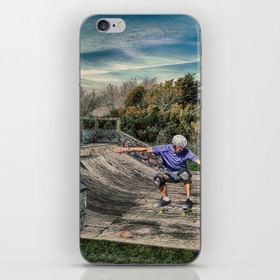 Skate Park iPhone & iPod Skin