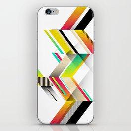 Retro Geo iPhone Skin