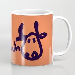 mmmuuuuh vaca-berguedana  Coffee Mug