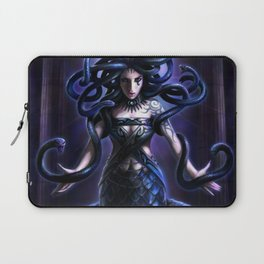 Goddess of snakes Laptop Sleeve