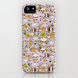 Cute Guinea Pigs iPhone Case