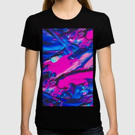 Marble Abstract Oil Painting T-shirt