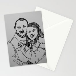New York, old love Stationery Cards