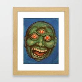 R.U.N. Framed Art Print