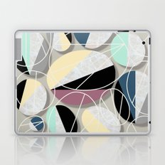 Stones and Outlines Laptop & iPad Skin
