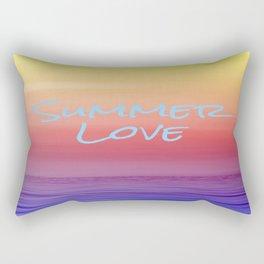 Summer Love Rectangular Pillow