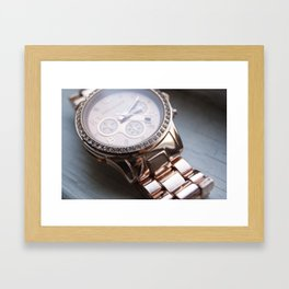 Watch  Framed Art Print