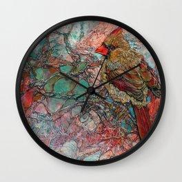 Thicket Starlet Wall Clock