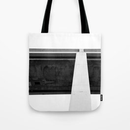 Architecture of T Tote Bag