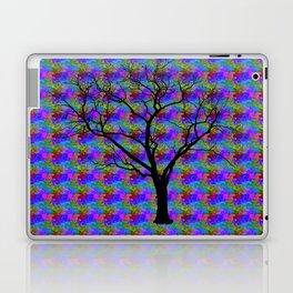 Psychedelic Mystery Tree Laptop & iPad Skin