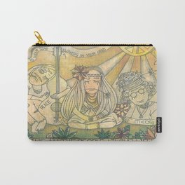 flower children Carry-All Pouch