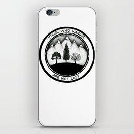 Wanderling Woods iPhone Skin