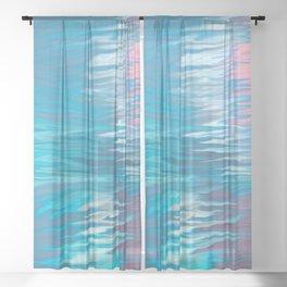 Inner Strength Sheer Curtain