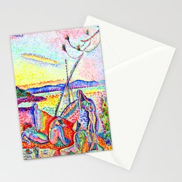 Henri Matisse Luxury Calm and Pleasure Stationery Cards