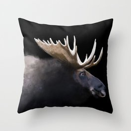 I moose you Throw Pillow