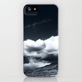 Grey Skies iPhone Case