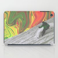 rasta iPad Cases featuring Rasta Corner by Calepotts
