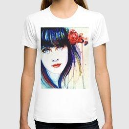 Zooey Watercolor T-shirt