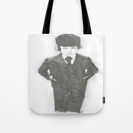 Damien. Tote Bag