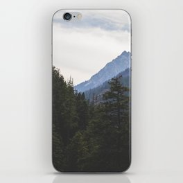 Wallowa Trees iPhone Skin