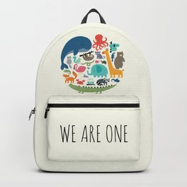 We Are One Backpack