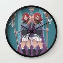 Gemini Wall Clock