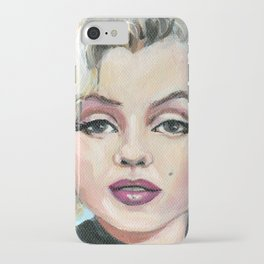 Marilyn forever  iPhone Case