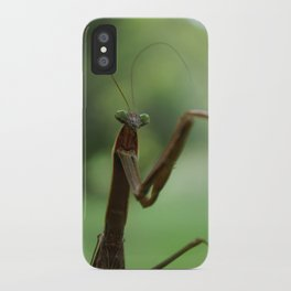 Prey for Me iPhone Case