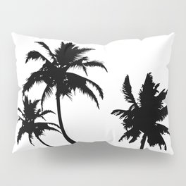 Intermission - On Holiday with Palm Trees Pillow Sham