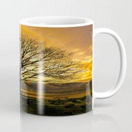 Tree of Fire Coffee Mug