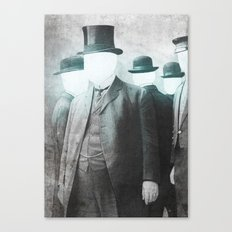 Business As Usual  Canvas Print
