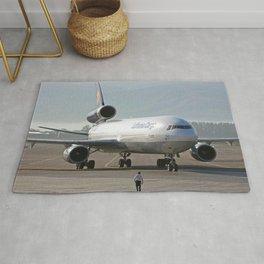 Lufthansa Cargo MD11F Rug